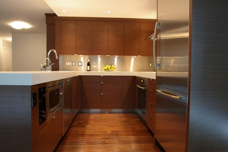 kitchen design peach interior design vancouver