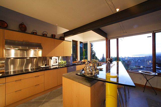 kitchen design sentinel hill west vancouver home renovation peach interior design. Black Bedroom Furniture Sets. Home Design Ideas