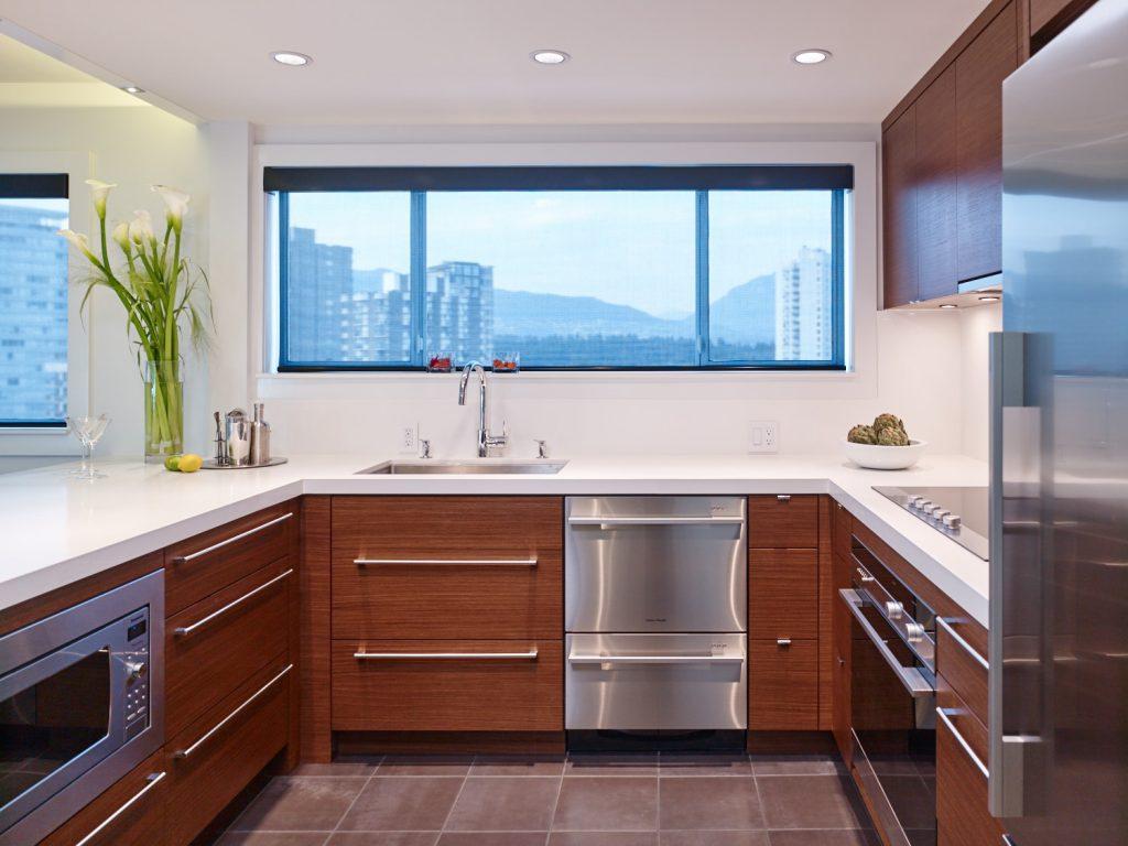 Kitchen Renovation After photo-Vancouver penthouse