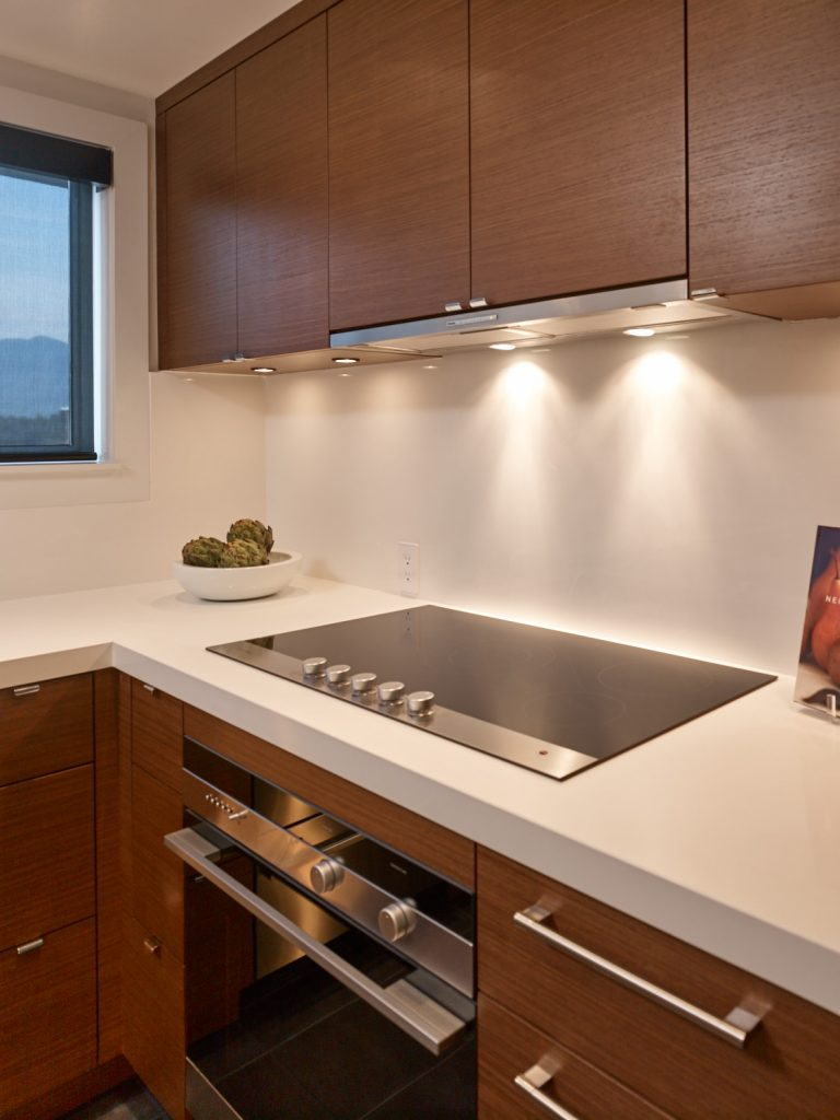 Kitchen Renovation-Vancouver Penthouse