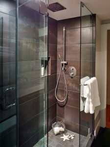 Custom Made shower